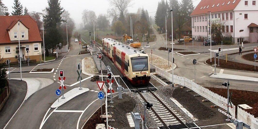 Bahnübergang-Balingen-Hurdnagelstraße