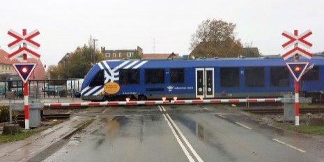 Bahnübergangstechnik-Bane-Danmark
