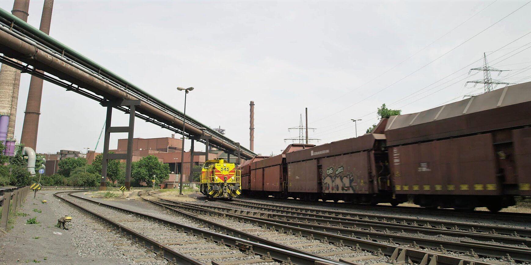 Rangierstellwerk-ThyssenKrupp-Duisburg